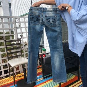 Restock jeans for Express - boot cut